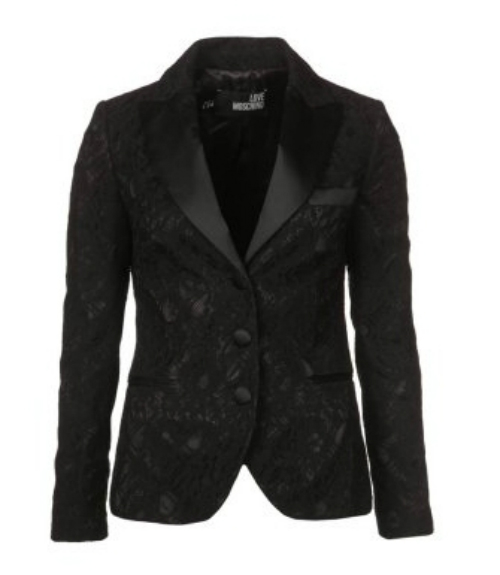 Moschino Lace Jacket