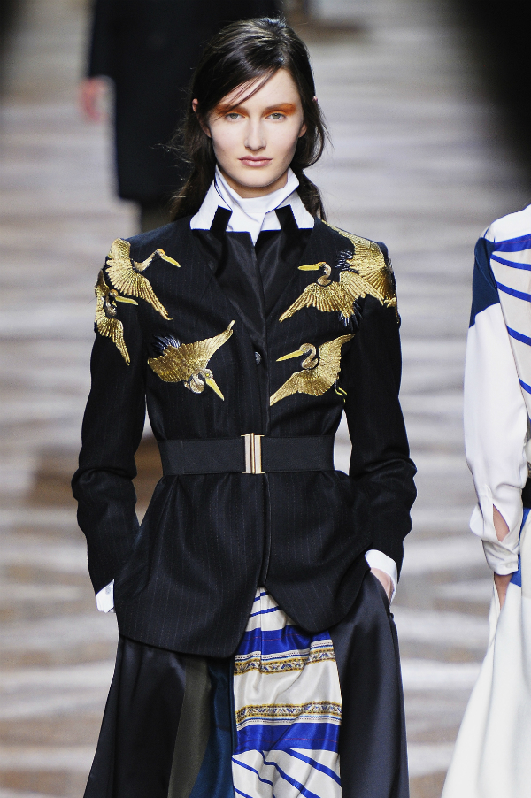 Dries Van Noten Kollektion 2012