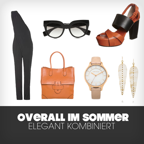 overallOverall Sommer Look