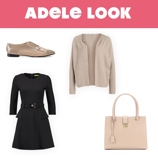 Adele Outfit nachmachen