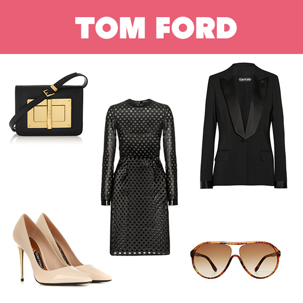 Tom Ford Must-Haves