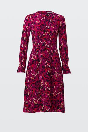 Dorothee Schumacher DAYDREAM MEADOW dress 1/1 0 grau