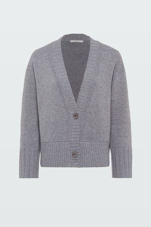 Dorothee Schumacher TRANSPARENT COOLNESS shirt blouse 1/1 1 grau
