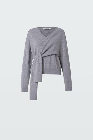 Dorothee Schumacher FLORAL ATTRACTION shirt turtleneck 1/1 1 grau
