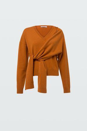 Dorothee Schumacher DECONSTRUCTED LOOK pullover v-neck 1/1 3