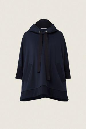 Dorothee Schumacher COSY CASUAL sweatshirt hoodie 1/1 3 beige