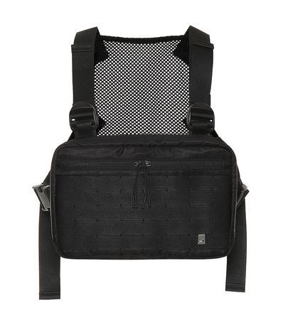 1017 ALYX 9SM Brusttasche ALYX aus Nylon schwarz