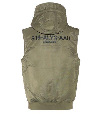 1017 ALYX 9SM Weste MA-1 braun