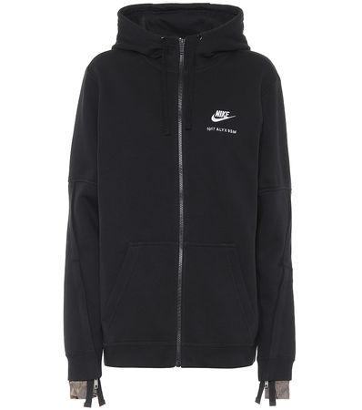 1017 ALYX 9SM X Nike Trainingsjacke schwarz