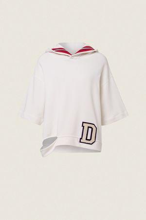 Dorothee Schumacher WILD CHILD hoodie 1/2 1 beige