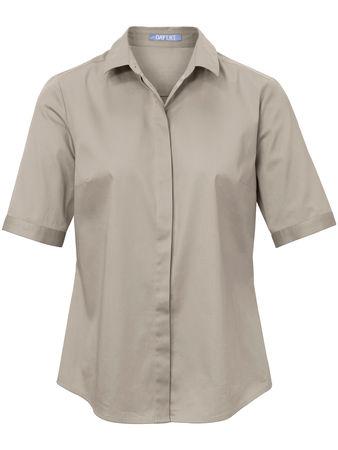 Day Like Bluse 1/2-Arm DAY.LIKE beige braun
