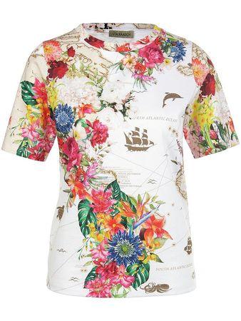 Uta Raasch Kleid 1/2-Arm  mehrfarbig