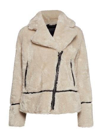 2nd Day 2nd Bobo Outerwear Faux Fur Beige 2NDDAY braun
