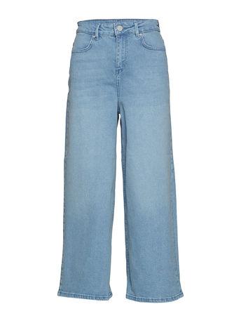 2nd Day 2nd Rachel Jeans Mit Weitem Bein Loose Fit Blau 2NDDAY grau