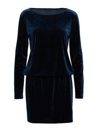 2nd Day 2nd Shelly Kurzes Kleid Blau 2NDDAY schwarz