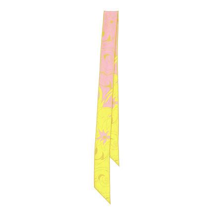 Emilio Pucci  Tücher & Schals - Stole Din.Degrade'10/2X240 - in Quarz - für Damen gelb