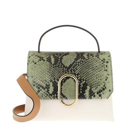 3.1 Phillip Lim  Satchel Bag  -  Alix Mini Top Handle Satchel Green Multi  - in bunt  -  Satchel Bag für Damen braun