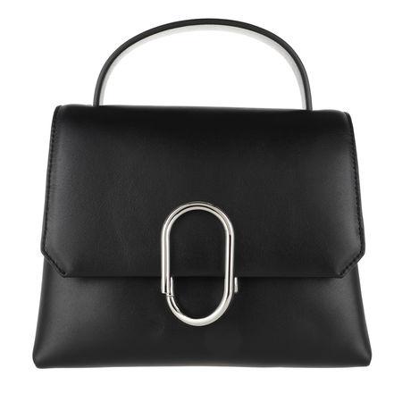 3.1 Phillip Lim  Umhängetasche  -  Alix Mini Top Handle Satchel Bag Black  - in schwarz  -  Umhängetasche für Damen schwarz