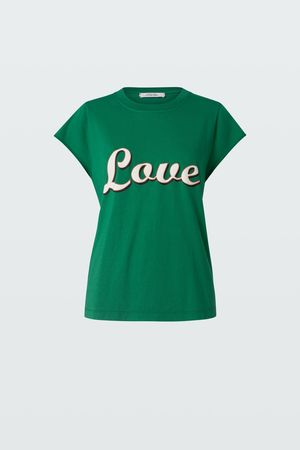 Dorothee Schumacher COLOURFUL LOVE I shirt 1/4 0 grau