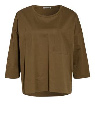 Drykorn  Shirt Kaori Mit 3/4-Arm gruen braun