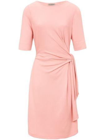 Uta Raasch Jersey-Kleid 3/4-Arm  rosé orange