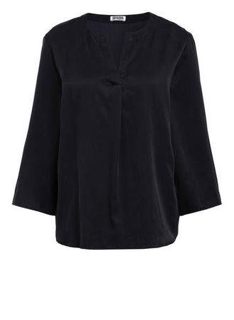 Drykorn  Blusenshirt Florenia Mit 3/4-Arm schwarz schwarz