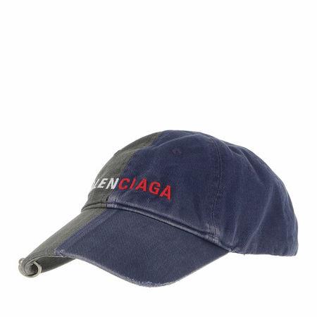 Balenciaga  Mützen - 50/50 Baseball Logo Cap - in multi - für Damen