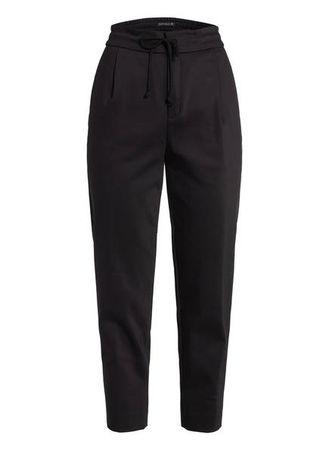 Drykorn  7/8-Hose Im Jogging-Stil schwarz schwarz