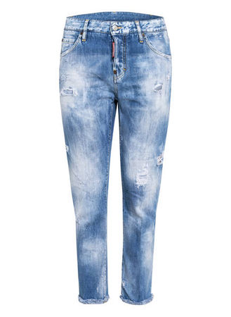 Dsquared2  7/8-Jeans Cool Girl blau grau