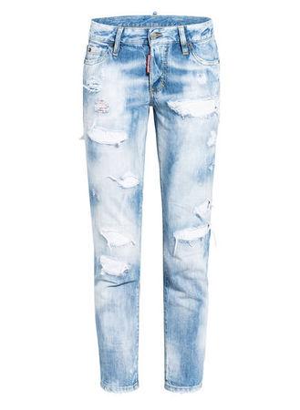Dsquared2  7/8-Jeans Jennifer blau grau