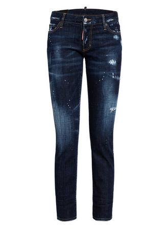 Dsquared2  7/8-Jeans Jennifer blau schwarz