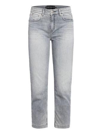 Drykorn  7/8-Jeans Pass grau grau