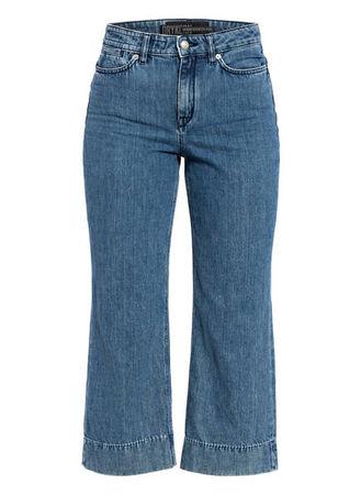 Drykorn  7/8-Jeans Sweepers blau grau