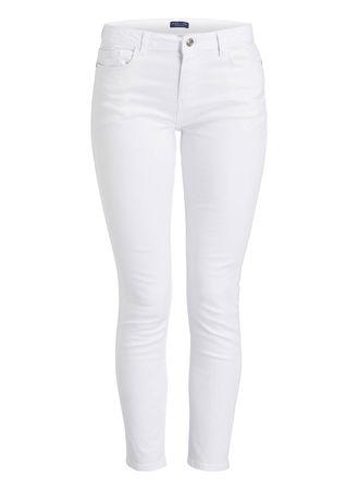 Darling Harbour  7/8-Jeans weiss grau