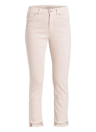 RIANI  7/8-Jeans weiss grau