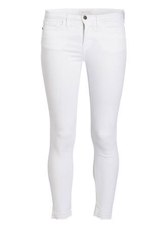 Rich&Royal  7/8-Jeans weiss grau