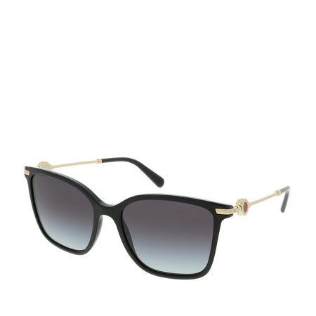BVLGARI  Sonnenbrille  -  BV 0BV8222 501/8G55  - in schwarz  -  Sonnenbrille für Damen grau
