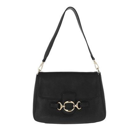abro  Crossbody Bags - Satchel Bag Camilla Deluxe - in schwarz - für Damen schwarz