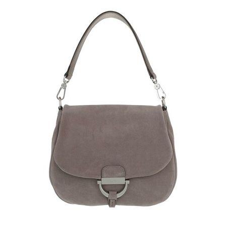 abro  Tote - Shoulder Bag Temi Medium - in grau - für Damen