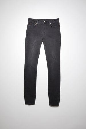 Acne Studios  Climb Used Blk FW21 Used black Skinny fit jeans