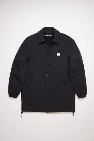 Acne Studios  FA-UX-OUTW000031 Black  Coach jacket