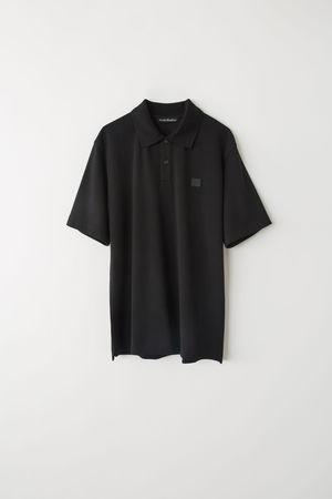 Acne Studios  FA-UX-TSHI000031 Schwarz  Klassisches Piqué-Hemd grau