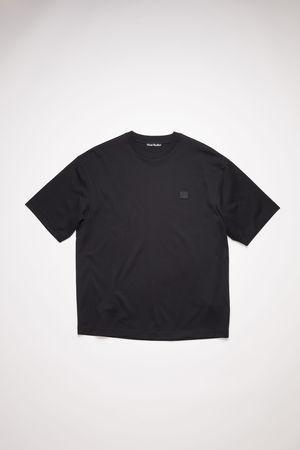 Acne Studios  FA-UX-TSHI000051 Black  Relaxed fit t-shirt grau