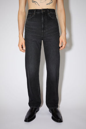 Acne Studios  FN-MN-5PKT000093 Black Slim fit jeans grau