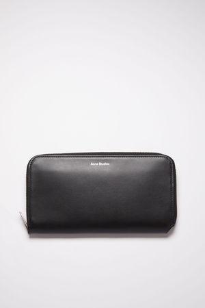 Acne Studios  FN-UX-SLGS000116 Black Continental wallet