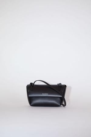 Acne Studios  FN-UX-SLGS000142 Black  Knotted strap purse grau