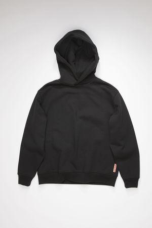 Acne Studios  FN-WN-SWEA000144 Black Hooded sweatshirt grau