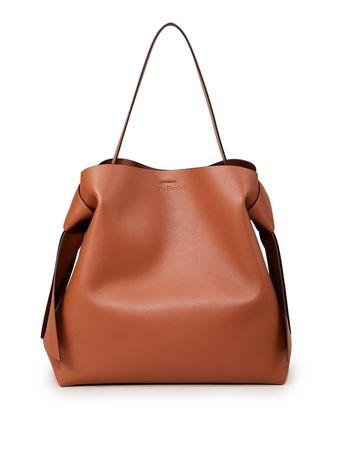 Acne Studios  - Handtasche 'Musubi Maxi Bag' Braun