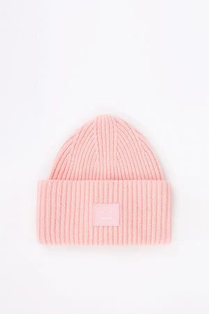 Acne Studios  - Mütze 'Pansy N Face' Blush Pink