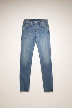 Acne Studios  North Mid Blue Mid Blue Skinny fit jeans braun